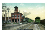 Elmira, New York - Union Railroad Station Posters by  Lantern Press