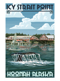 Icy Strait Point Cannery - Hoonah, Alaska Posters by  Lantern Press