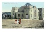 Trinidad, Colorado - Exterior View of M E Church Prints by  Lantern Press