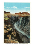 Grand Canyon Nat'l Park, Arizona - Colorado River View Prints by Lantern Press