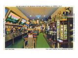 Eureka, California - Redwood Perfume Art Store Interior Art by  Lantern Press