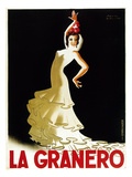 La Granero Theater Art by  Lantern Press