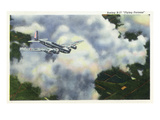 US Army - Boeing B-17 Flying Fortress Prints by  Lantern Press