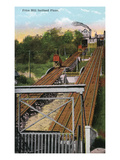 Cincinnati, Ohio - Price Hill Incline Scene Prints by  Lantern Press