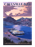 Callville Bay - Lake Mead National Recreation Area Posters by  Lantern Press