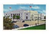 Winnipeg, Manitoba - Winnipeg Auditorium Exterior Prints by  Lantern Press