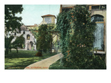Riverside, California - Mission Inn Court View Posters by  Lantern Press