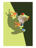 Tree Frog Posters by  Lantern Press
