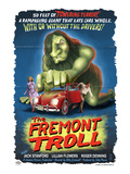 The Fremont Troll Movie Poster Print by  Lantern Press