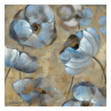 Flowers in Dusk II Giclee Print by Silvia Vassileva