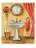 Tuscan Bath IV Giclee Print by Silvia Vassileva