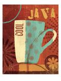 Cool Java II Prints by Veronique Charron