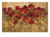 Sunshine Florals Premium Giclee Print by Silvia Vassileva