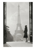 Paris, 1928 Premium Giclee-trykk av Hugo Wild
