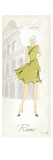 Fashion Lady IV Reproduction proc&#233;d&#233; gicl&#233;e par Avery Tillmon