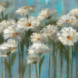 Daisies by the Lake Giclee Print by Silvia Vassileva