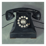 Classic Telephone Giclee Print by Avery Tillmon