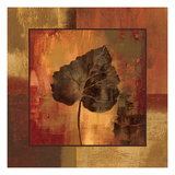 October Leaf III Giclee Print by Silvia Vassileva
