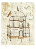 Bird Cage I Premium Giclee Print by Avery Tillmon