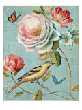Spring Romance II Premium Giclée-tryk af Lisa Audit