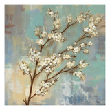 Kyoto Blossoms I Giclee Print by Silvia Vassileva
