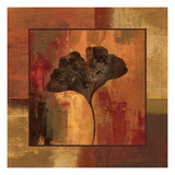 October Leaf II Giclee Print by Silvia Vassileva