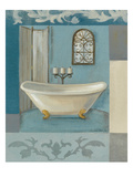 Antique Bath I Premium Giclee Print by Silvia Vassileva