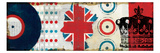 British Invasion I Giclee Print by Mo Mullan