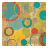 Kaleidoscope II Premium Giclee Print by Silvia Vassileva