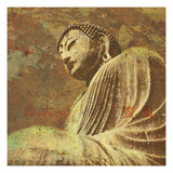 Asian Buddha II Reproduction proc&#233;d&#233; gicl&#233;e par Wild Apple Portfolio