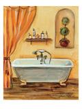 Tuscan Bath I Premium Giclee Print by Silvia Vassileva