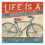Beautiful Ride I Giclée-Druck von Pela Studio