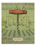 Daphne Brissonnet - Antique Corkscrew I Green - Birinci Sınıf Giclee Baskı