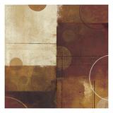 Geometric Spice III Giclee Print by Mo Mullan
