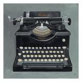 Avery Tillmon - Classic Typewriter - Art Print