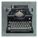 Classic Typewriter Giclee Print by Avery Tillmon
