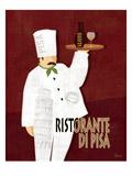 Chef du Monde I Posters by Veronique Charron