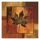 October Leaf I Giclee Print by Silvia Vassileva