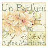 Fleurs and Parfum III Premium Giclee Print by Daphne Brissonnet