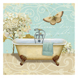 Light Breeze Bath I Premium Giclee Print by Daphne Brissonnet