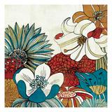 Contemporary Garden II Premium Giclee Print by Mo Mullan