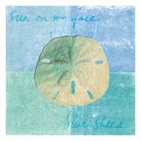 Serene Sands Premium Giclee Print by Sue Schlabach