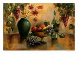 Autumn Hues Premium Giclee Print by Silvia Vassileva