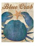 Ocean Delicacies I Poster af Veronique Charron