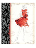 French Couture I Poster di Avery Tillmon