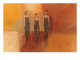 Three Graces Giclee Print by Avery Tillmon