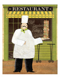 Chef's Specialties II Giclee Print by Veronique Charron