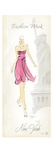 Fashion Lady II Premium Giclee Print by Avery Tillmon