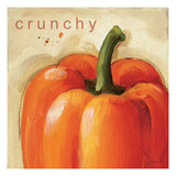 Crunchy Giclee Print by Lisa Audit