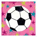 Mo Mullan - Girls Sports IV - Art Print